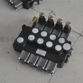 DCV40-4OT系列手动多路换向阀