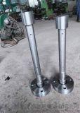 专业厂家订做三通法兰式靶板器