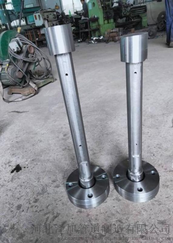專業廠家訂做三通法蘭式靶板器