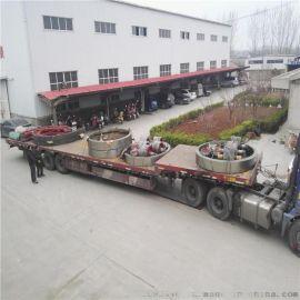 广西2.0x18米粉煤灰烘干机滚圈托轮系列配件