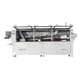 全自动大型波峰焊接机晋力达厂家直销smt波峰焊炉