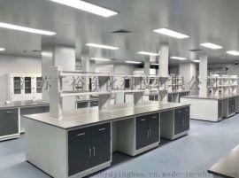 泰州实验室全钢实验台钢木实验台PP操作台全木铝木