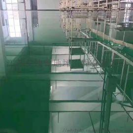 无锡工厂车间环氧自流平一体化施工