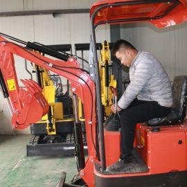 小型挖掘机 家用挖土微型勾机 小挖机厂家
