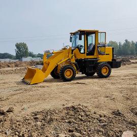 工程农用铲车 轮式小型装载机厂家定制直销