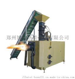 生物质燃烧机郑州生物质气化炉生物质颗粒燃烧器