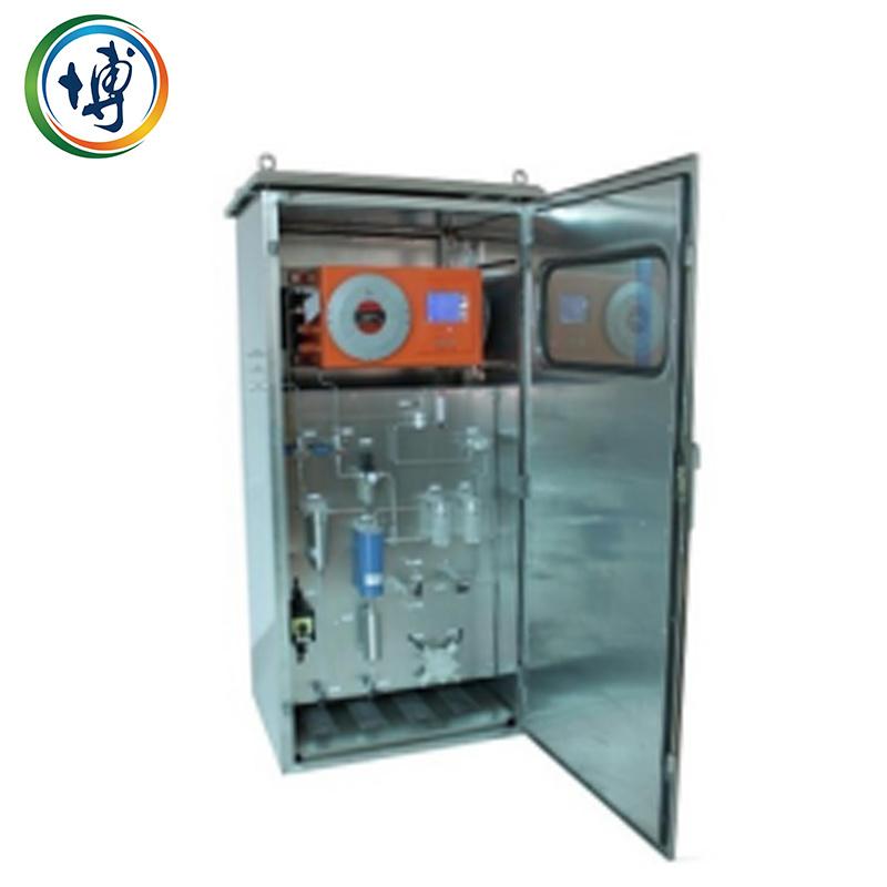 工业使用 PUE-2000型高炉煤气分析系统