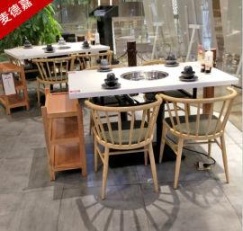 连坐餐厅家具定做,大理石餐桌定制工厂,火锅桌椅沙发厂家