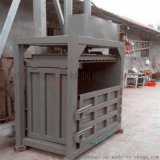 废品回收家电纸箱壳油压捆包机 40吨小型油压捆包机