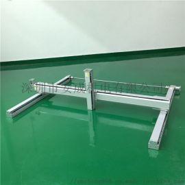 安成同步带搬运机械手螺丝机龙门滑台模组品牌厂家定制