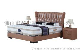 智能电动真皮床 星级酒店智能电动床垫