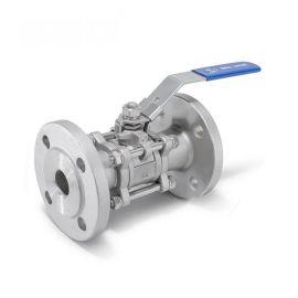 进口三片式法兰球阀-不锈钢-铸钢-手动-电动-气动