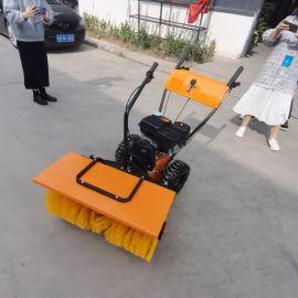 小型专用扫雪机 道路清扫雪机 一机多用 灵活轻便