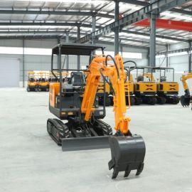 多功能建筑业用装载机 迷你小型挖掘装载机