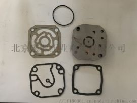 奔驰泵车配件 气泵阀板修包欧三