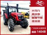 商丘140馬力路通輪式農用拖拉機經銷商
