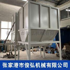 工厂计量称重混配生产线 PVC自动配混线 多用途混合机计量称重系