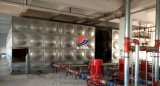 不鏽鋼消防水箱的  特點