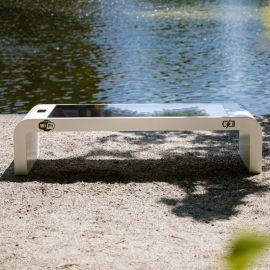 智慧座椅厂家 太阳能靠背椅报价 太阳能长椅定制
