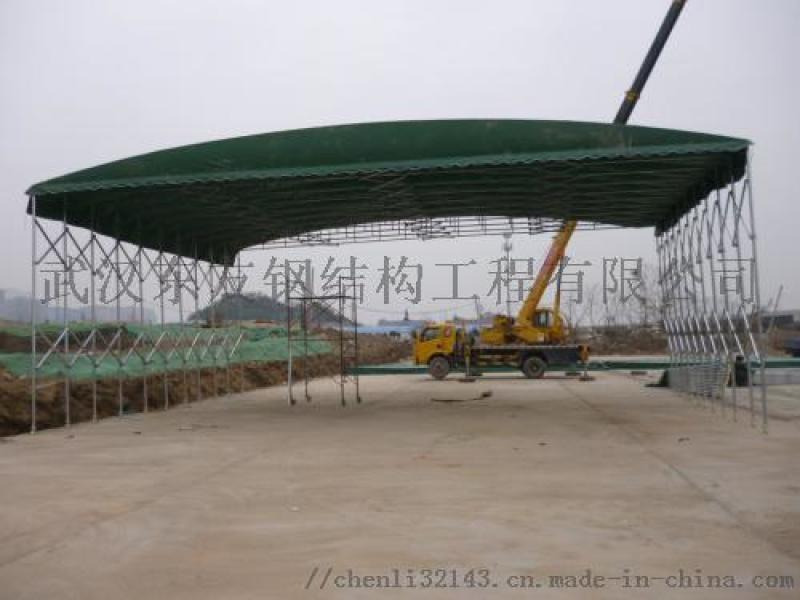厂家定制大型门店雨蓬 存货临时雨棚大型活动遮阳棚