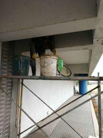 金华管道穿墙套管漏水堵漏 水池结构缝漏水维修