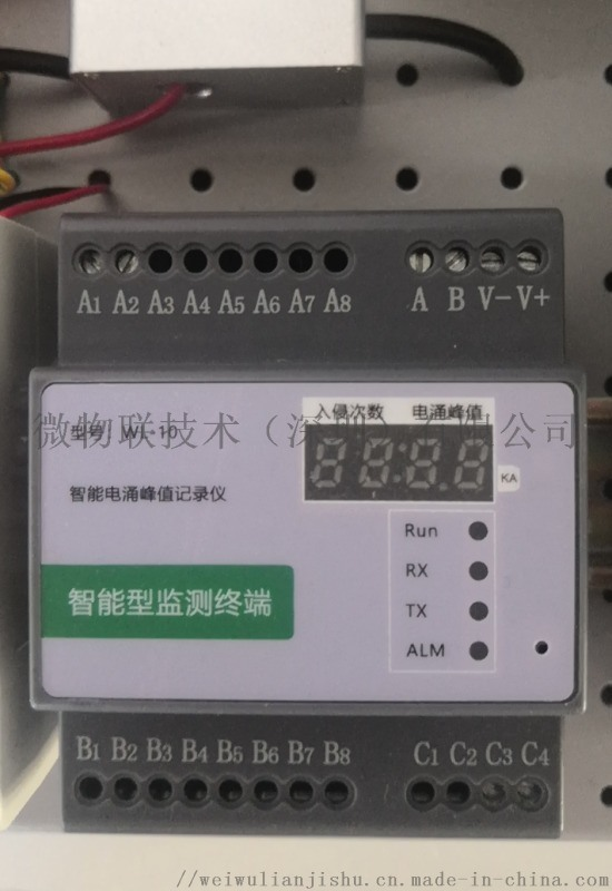 雷电流监测仪