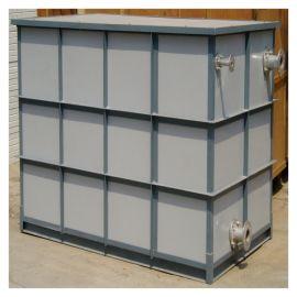 泽润 玻璃钢消防水箱 办公楼水箱 方形水箱