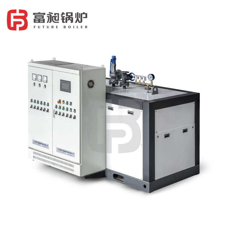 全自動燃氣蒸汽鍋爐 立式低壓鍋爐