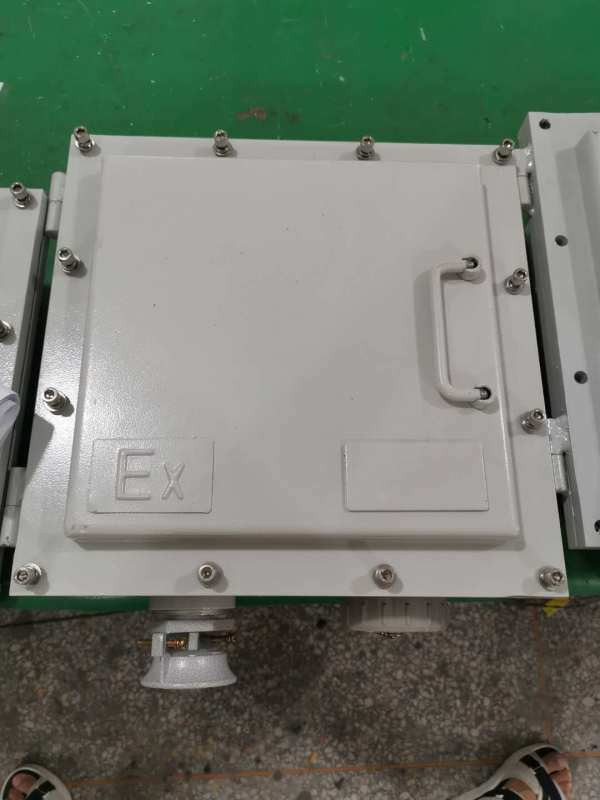 鋁合金防爆接線箱 ExeIICT6