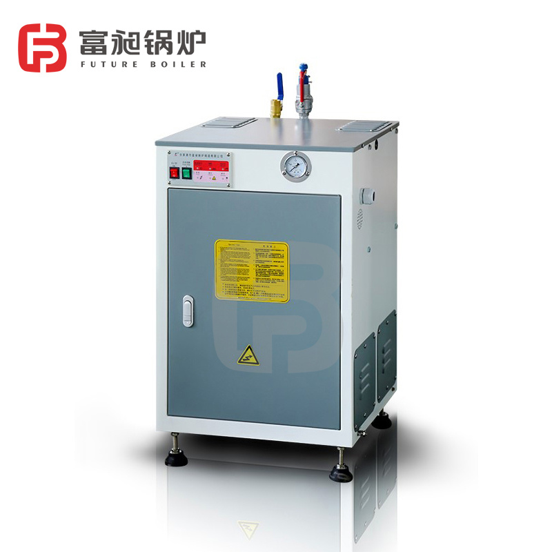 廠家直銷工業立式鍋爐  免檢型電加熱蒸汽發生器