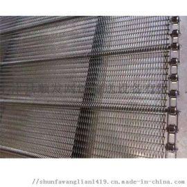 顺发不锈钢网链使用寿命长