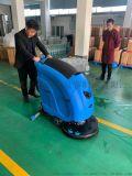 常熟洗地機-工廠洗地機手推式-優尼斯電動拖地機