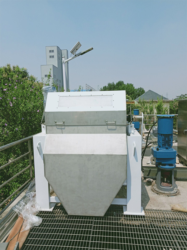 磁絮凝污水處理設備-污水廠提標改造項目