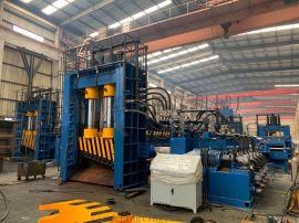 Y83-800吨龙门式液压剪板机