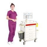 SKR801(A) 移動式護理工作站 病人推車