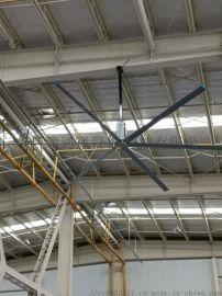 厂房降温就找昌瑞东莞石碣仓库大型工业风扇厂家