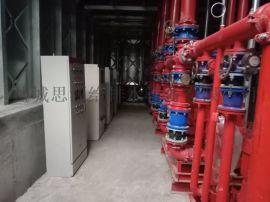 陕西地埋式箱泵一体化采用钢结构形式