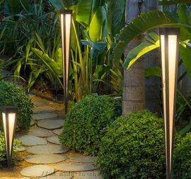 太阳能户外灯防水室外现代简约草坪灯庭院灯景观灯花园灯插地灯具
