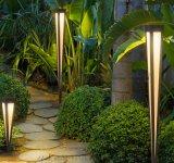 太陽能戶外燈防水室外現代簡約草坪燈庭院燈景觀燈花園燈插地燈具