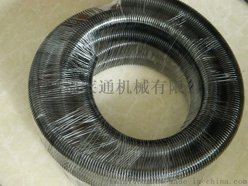 PA6尼龙开口蛇皮管厂家 穿线蛇皮管
