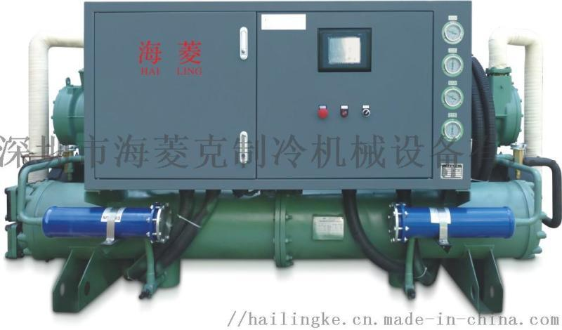 厂家直销200KW螺杆冷水机组