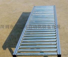仓库出货用滚筒生产线输送丝杆货箱