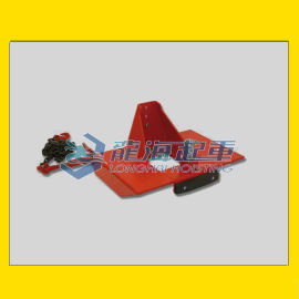 JRH德国JUNG叉车挂钩, 用于推拉负载