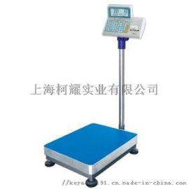 PPW-30K打印不干胶电子台秤