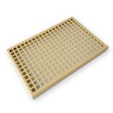衝孔木紋鋁單板廠家直銷幕牆鏤空鋁單板規格定製