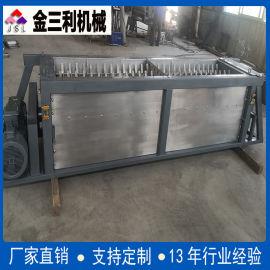定制 不锈钢污泥切条机 烘干网带 搅拌机