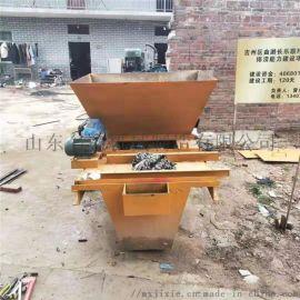 厂家定制现浇式渠道成型机 水沟水渠滑膜机