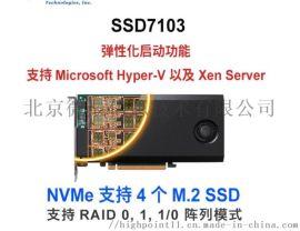 NVMEM.2磁盤陣列卡