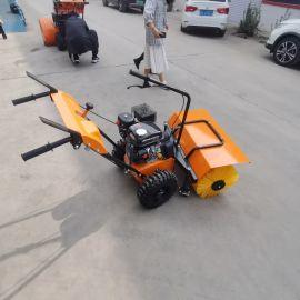 手推式小型迷你扫雪机 螺旋式全齿轮抛雪机 一机多用