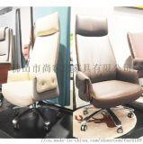 廠家直銷 TKS中班椅 高背辦公椅 真皮轉椅 電腦椅 辦公家具轉椅